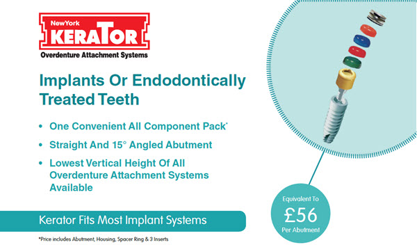Kerator - Your best choice in overdenture